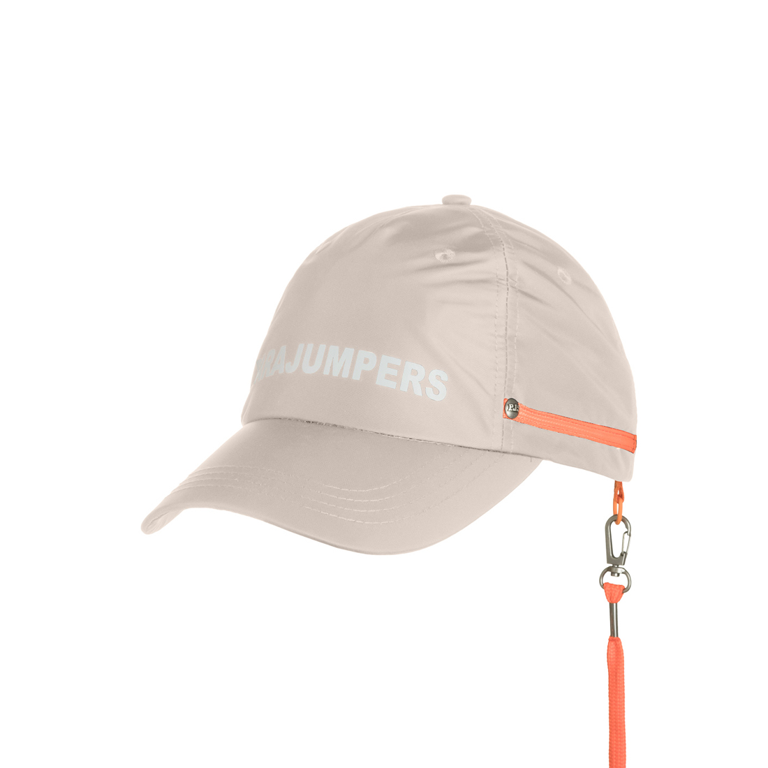 Parajumpers Alfa Cap Offwhite side